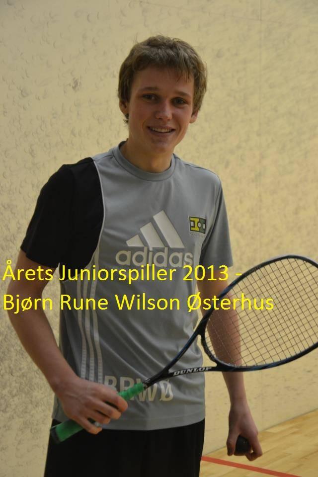 Aarets Juniorspiller 2013