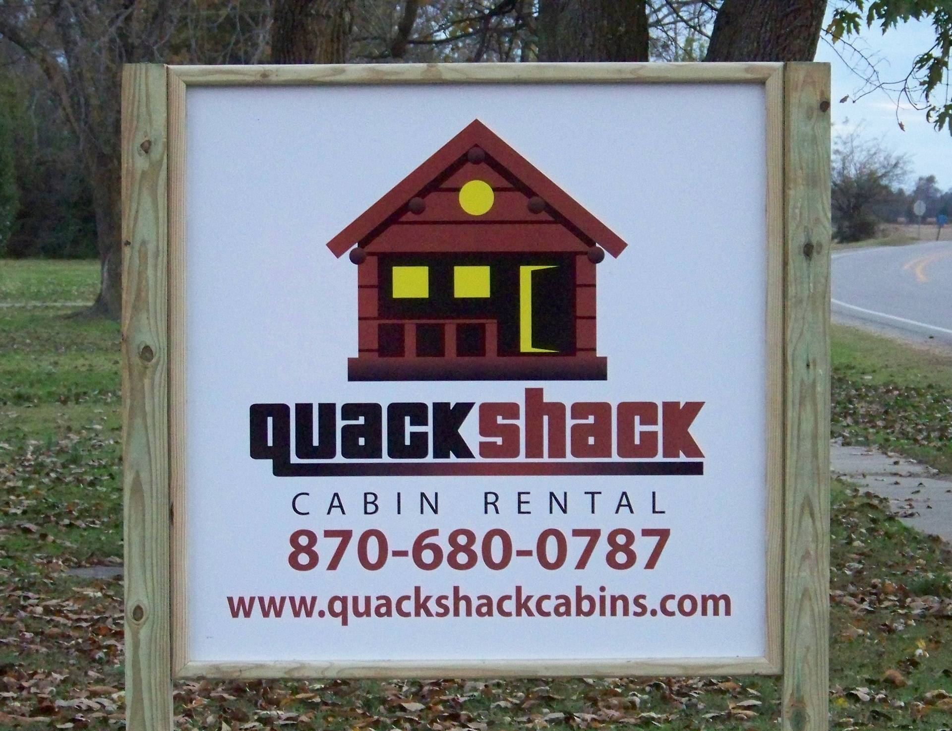 Quack Shack Cabins, 100 Plum Street, Knobel, Arkansas, 72435, USA