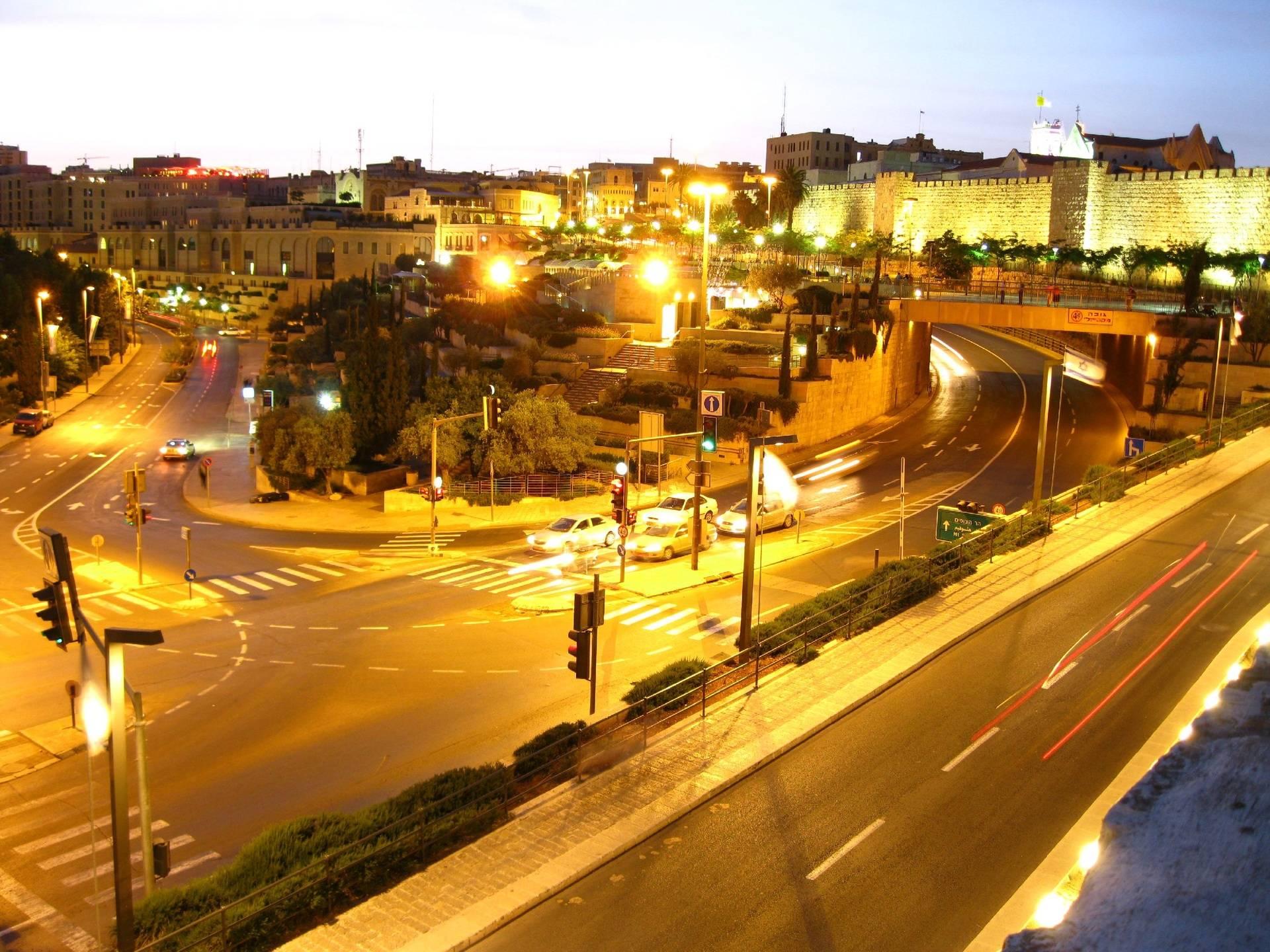 City Streets at Night 2