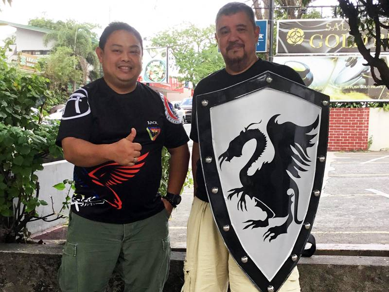 SKS Medieval Shield 2