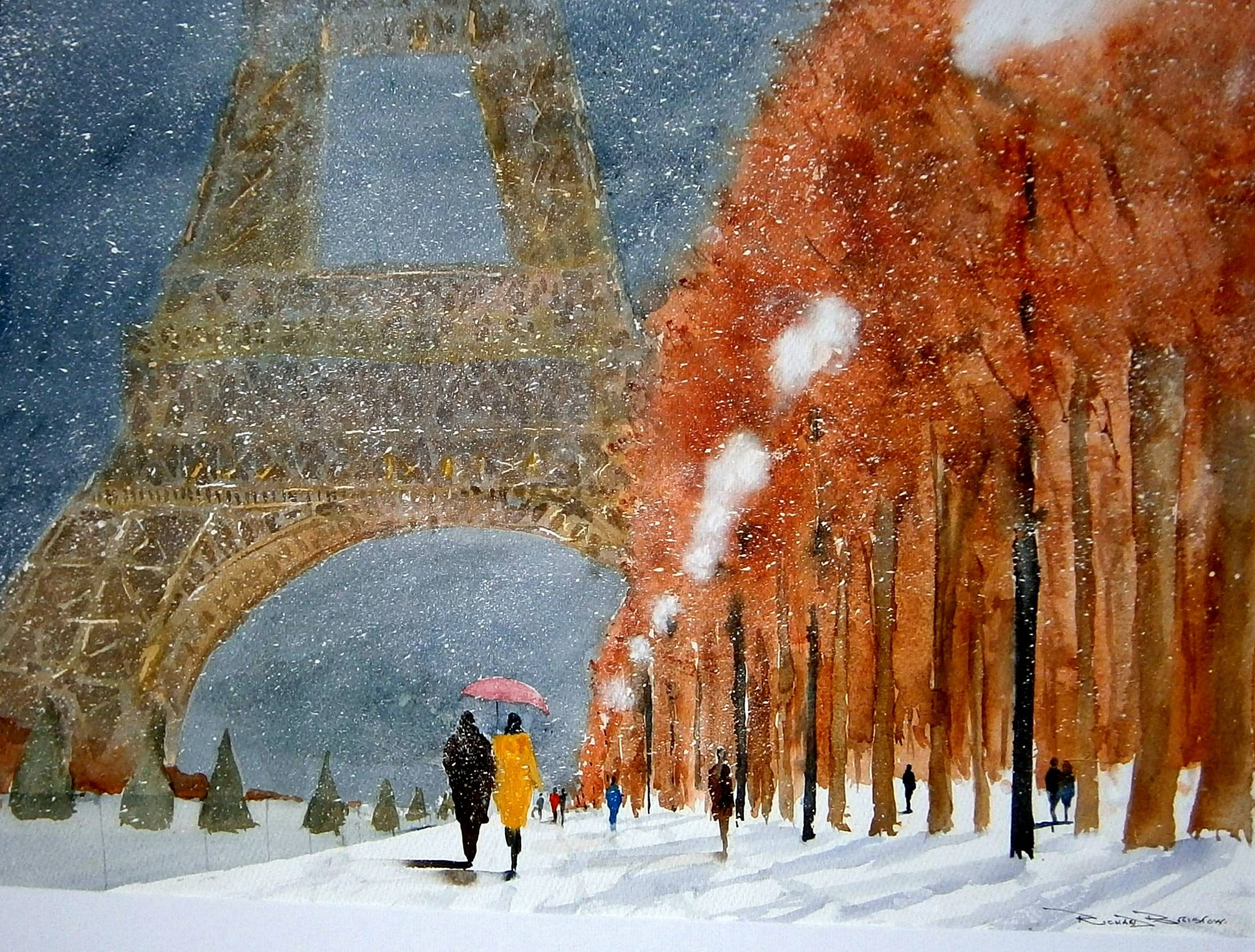 Winter in Paris #5