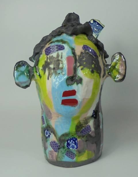 Mary Jones Ceramics.  Small and sparkly  SOLD