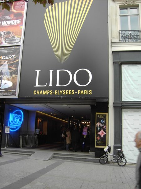 Lido - Champs Elysees