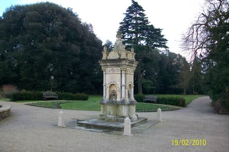 Brett Drinking Fountain, Christchurch Park