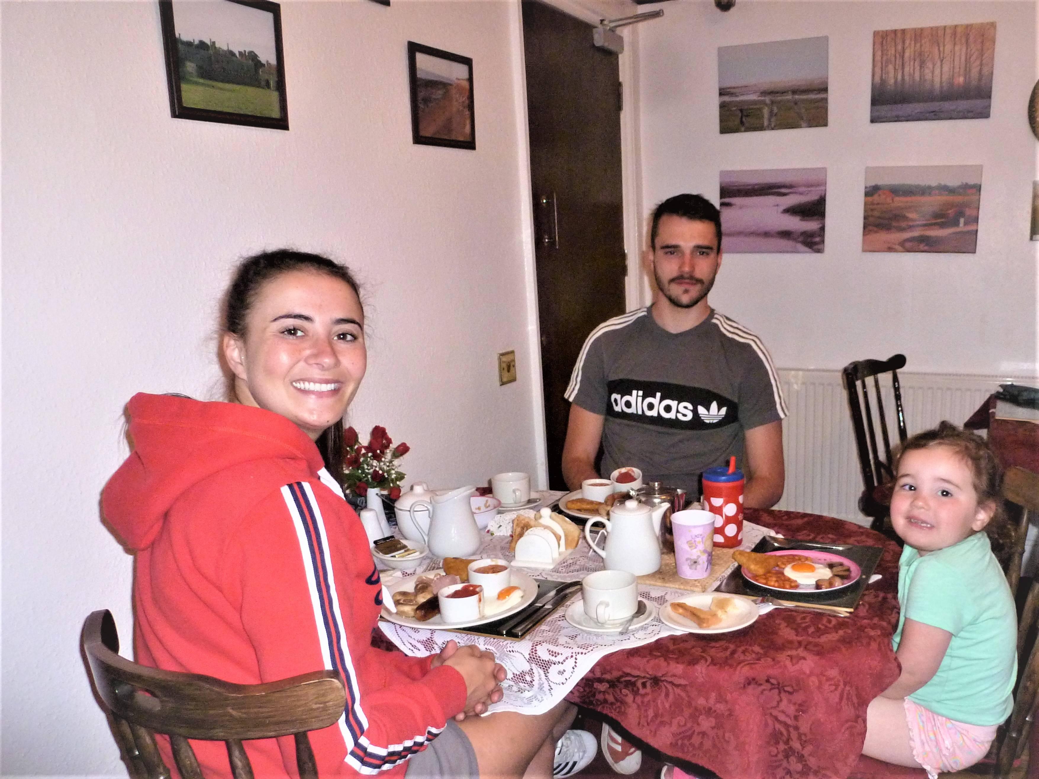Tammy, Luke & Elvie