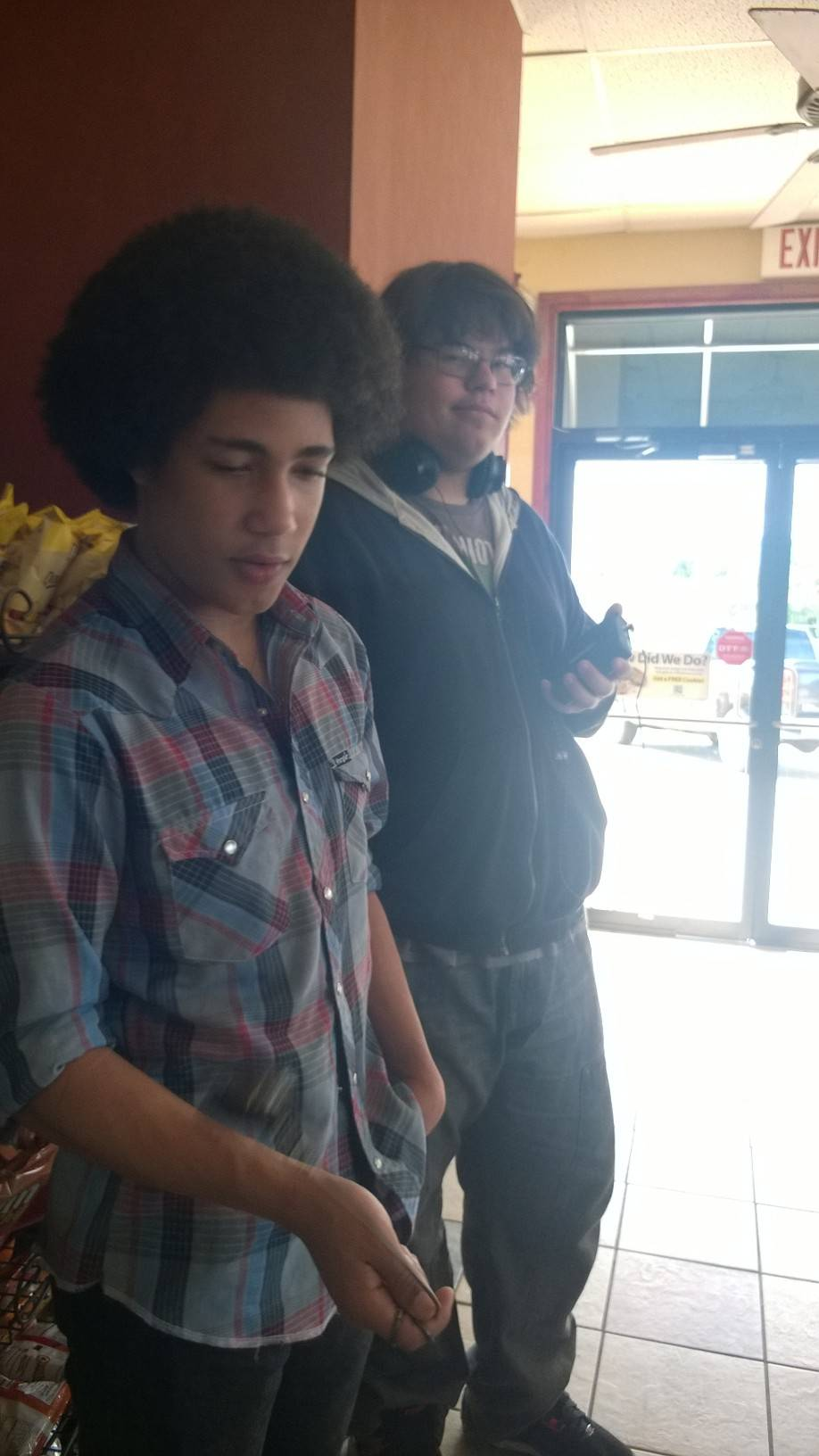 Shay & Declyn