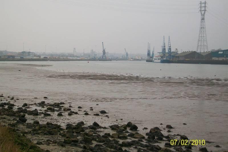 River Orwell & Docks