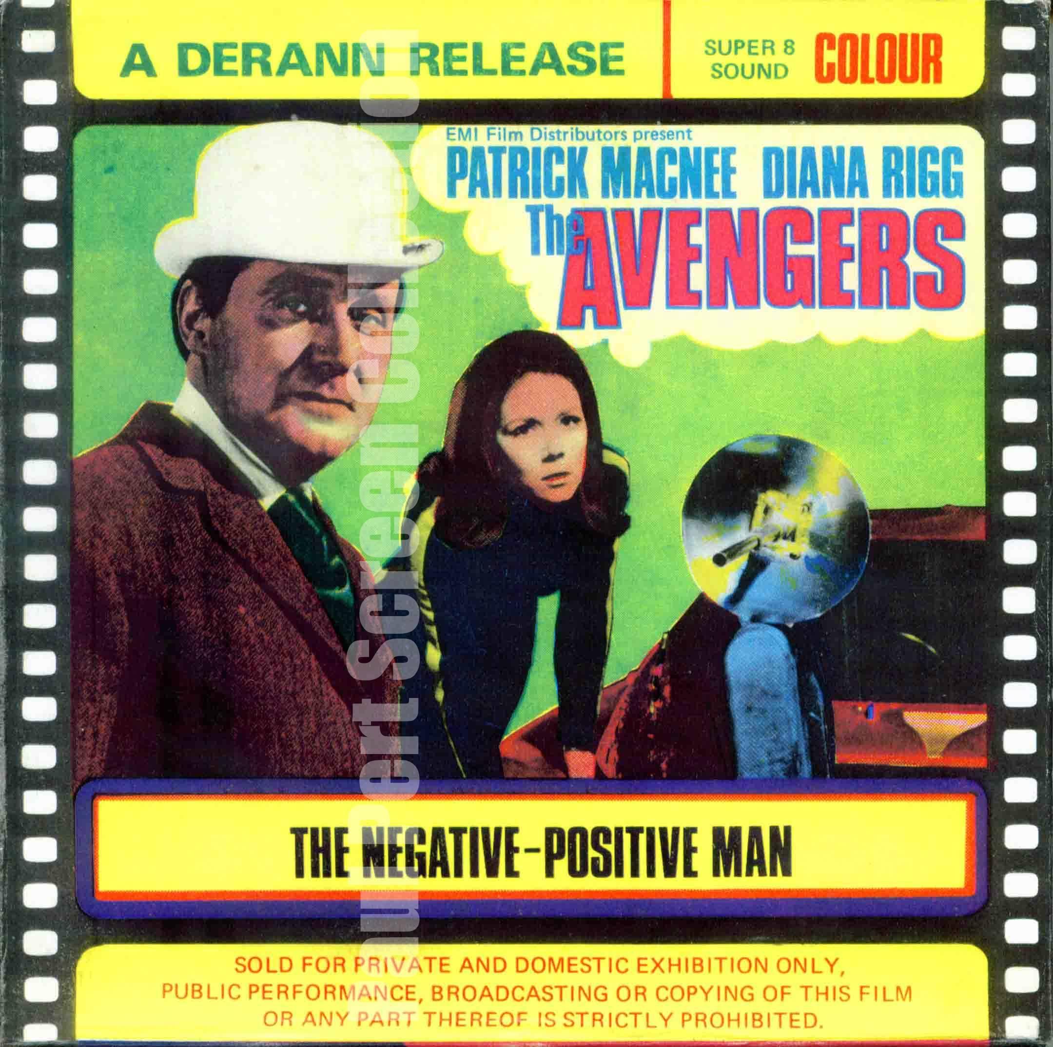 The Avengers - The Negative Positive Man