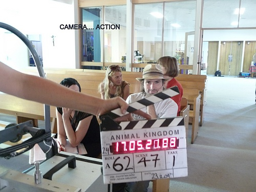 Scene 47 Take 1 - Lights, Camera, MOG