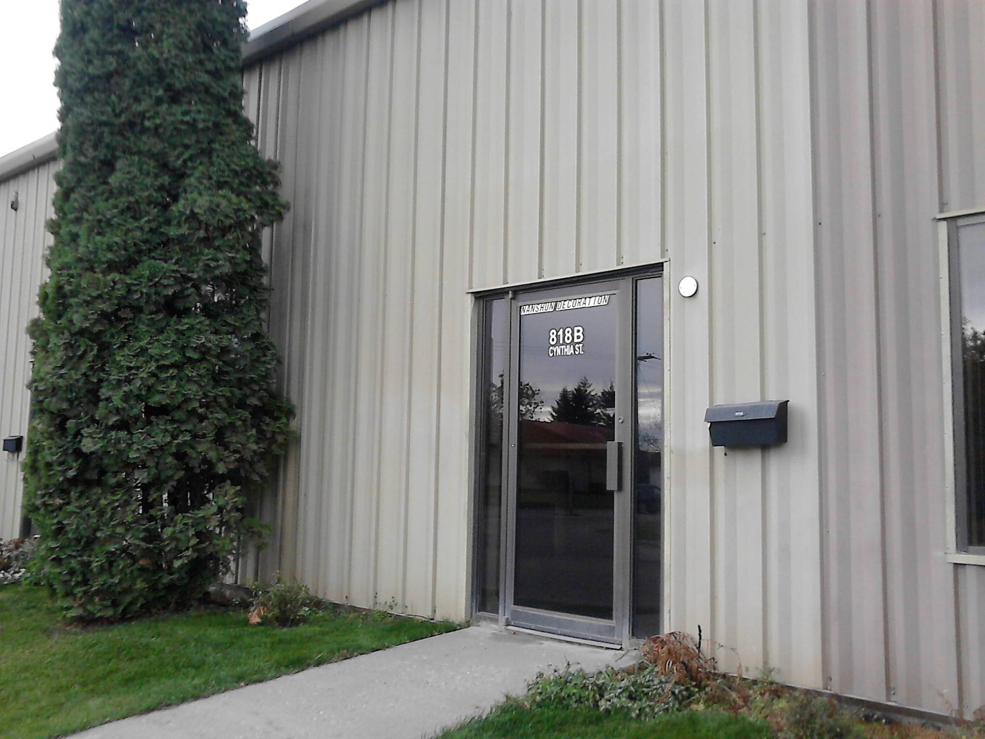 NANSHUN DECORATION MATERIAL INC., 818B CYNTHIA STREET, SASKATOON, Saskatchewan, S7L 5Z7, Canada