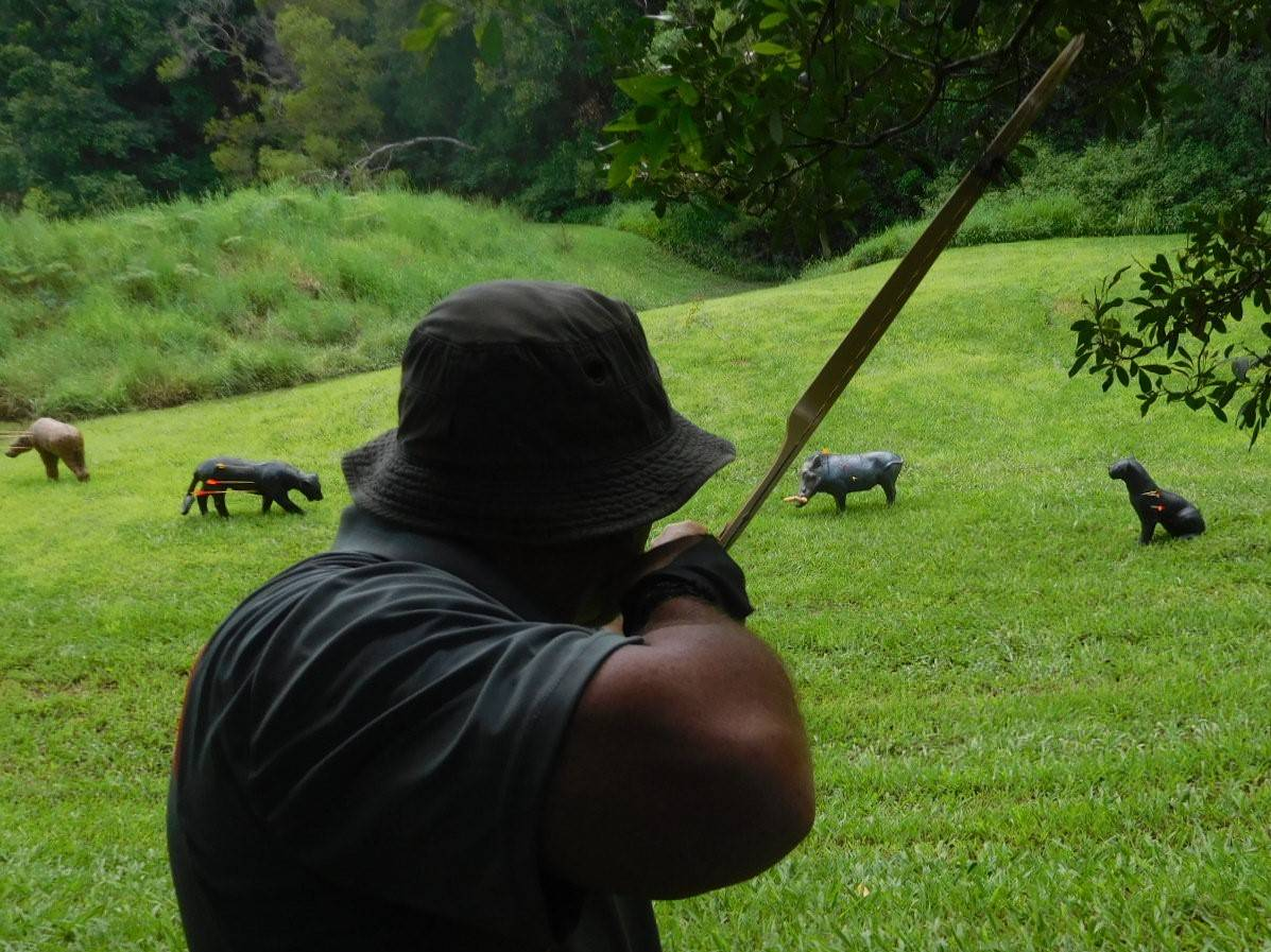 Hunt Round