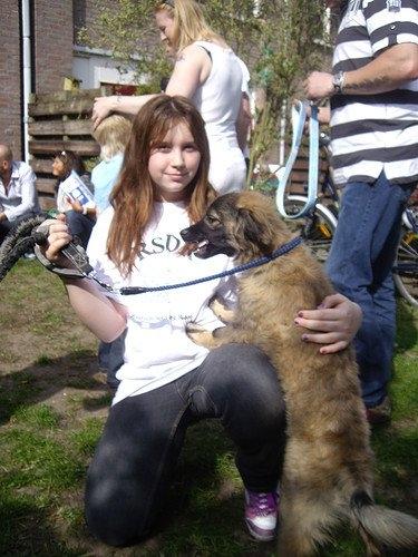 Leonique ( Cor & Reinis daughter ) Holland