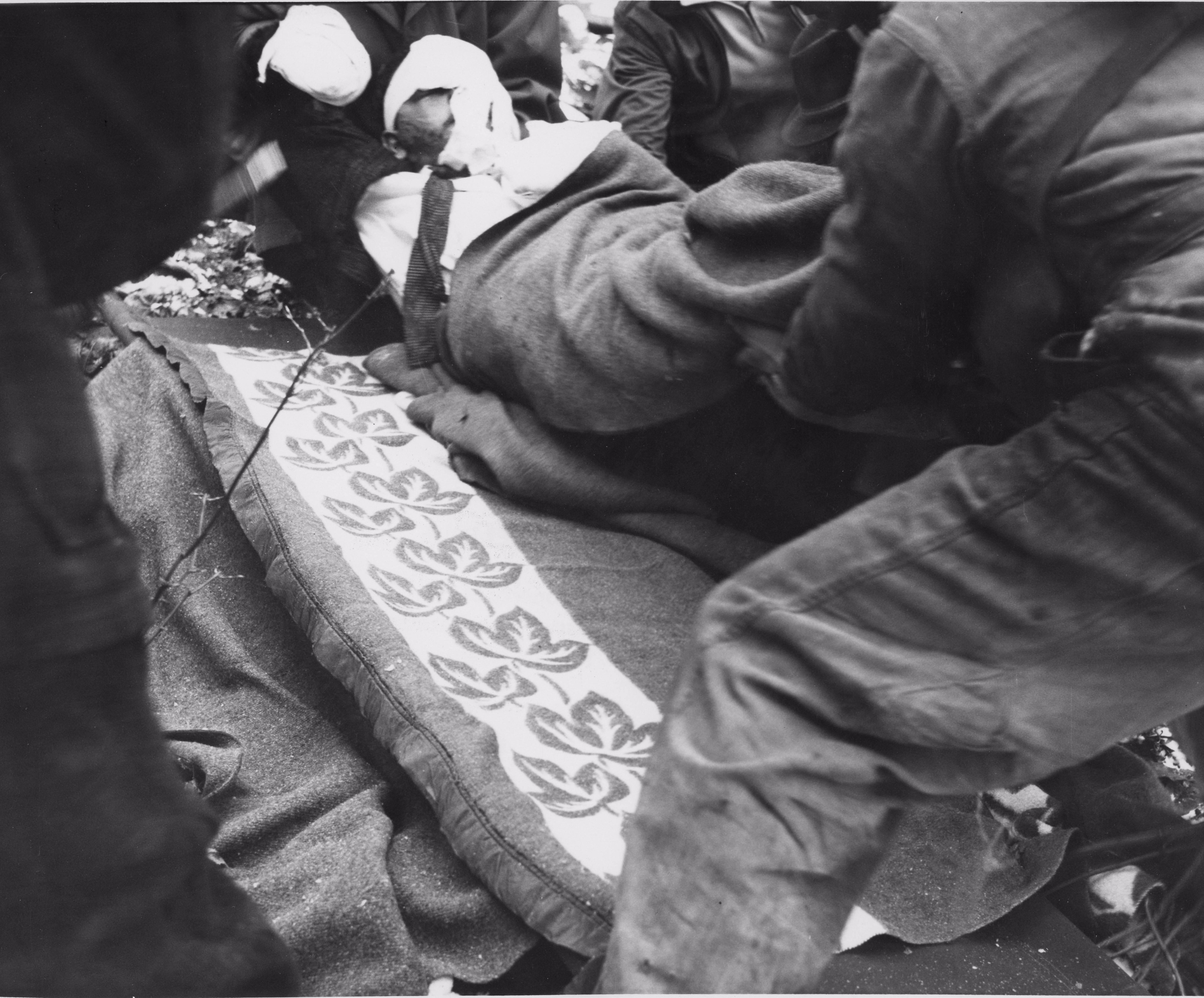 Louis Matarazzo the lone survivor. Photo courtesy of the Williamsport Sun Gazette archive.