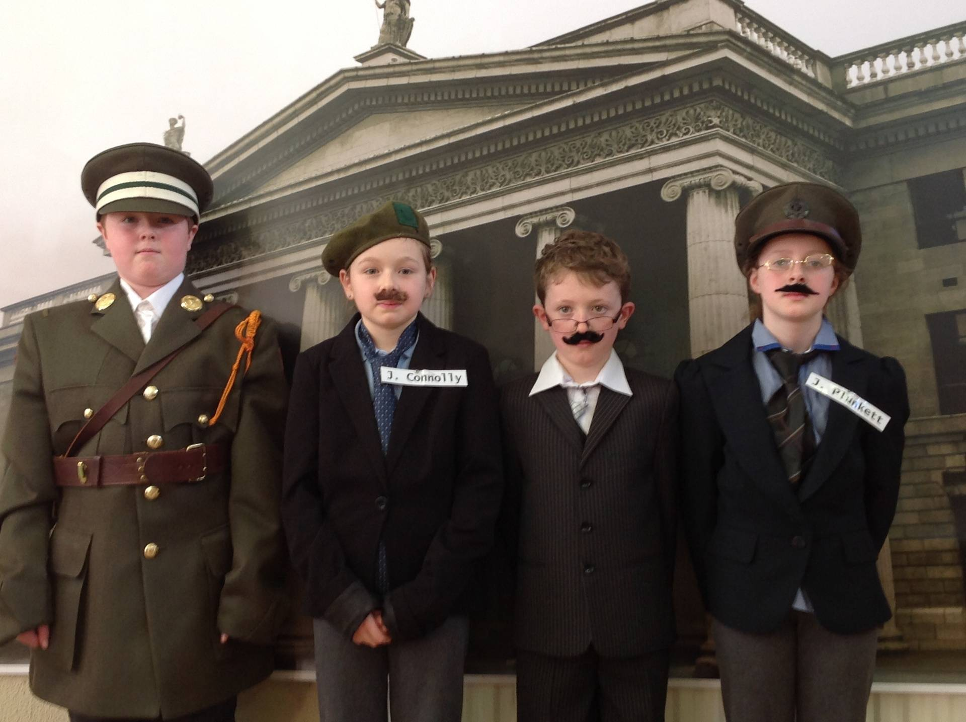 Leaders of the 1916 Rising