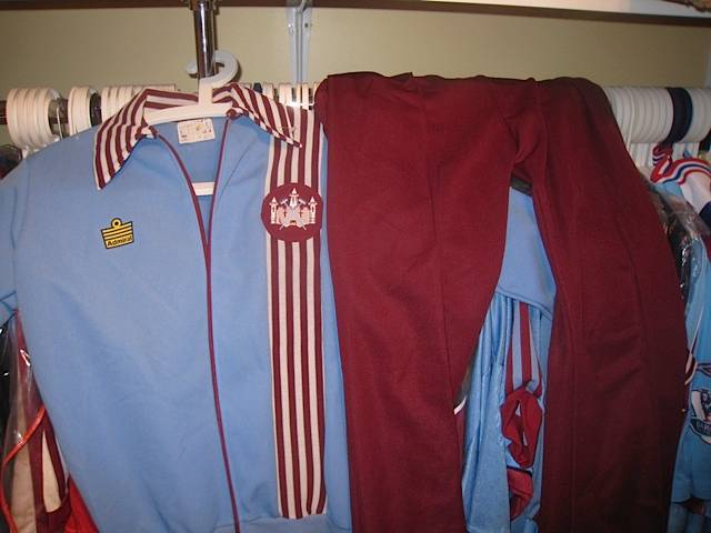 Admiral tracksuit 1976/80