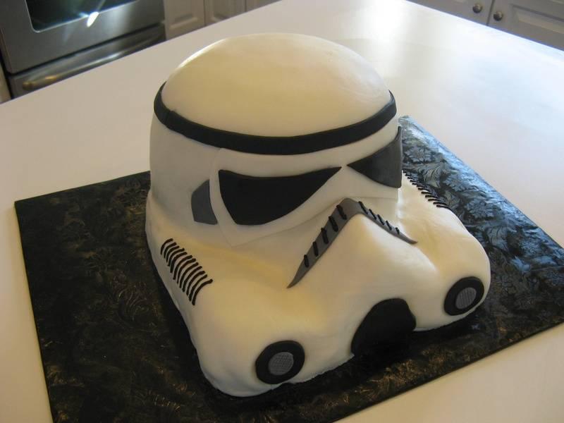 Star Trooper Cake
