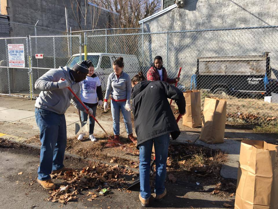 BMG INC Annual MLK Day of Service
