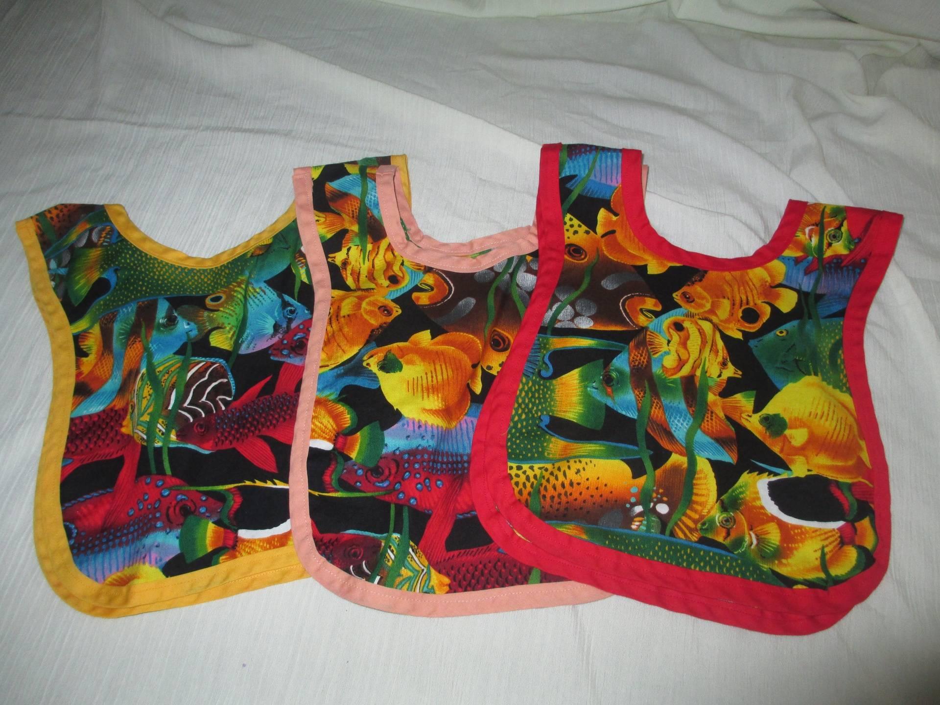 Colourful Smocks