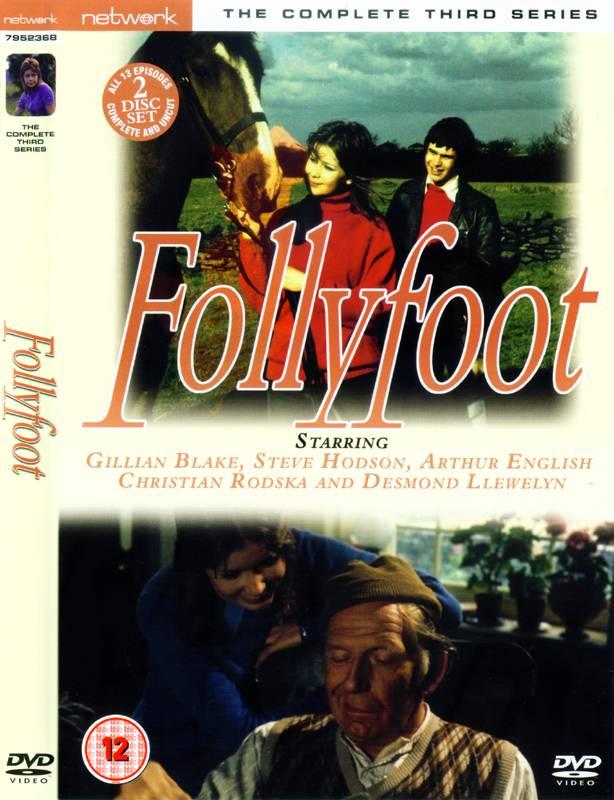 Follyfoot - Complete Third Series DVD Set (UK reg. 2 release)