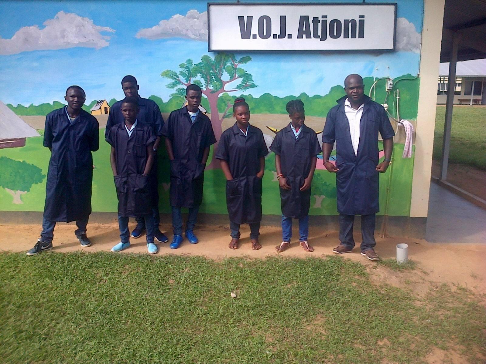 VSB: leerlingen in ketelpak