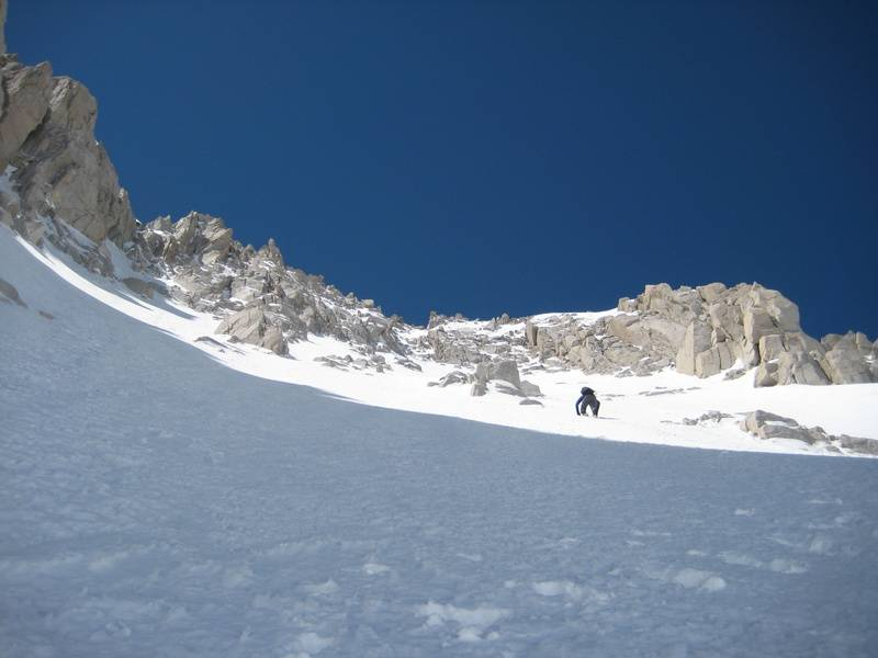 North Face of Mt. Dade