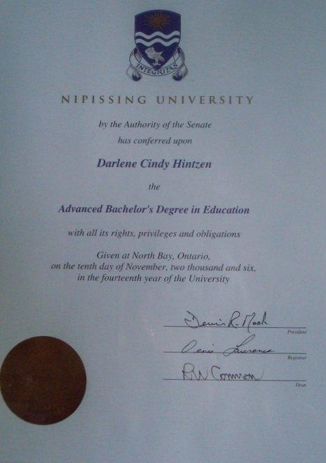 Advanced Teaching Certification
