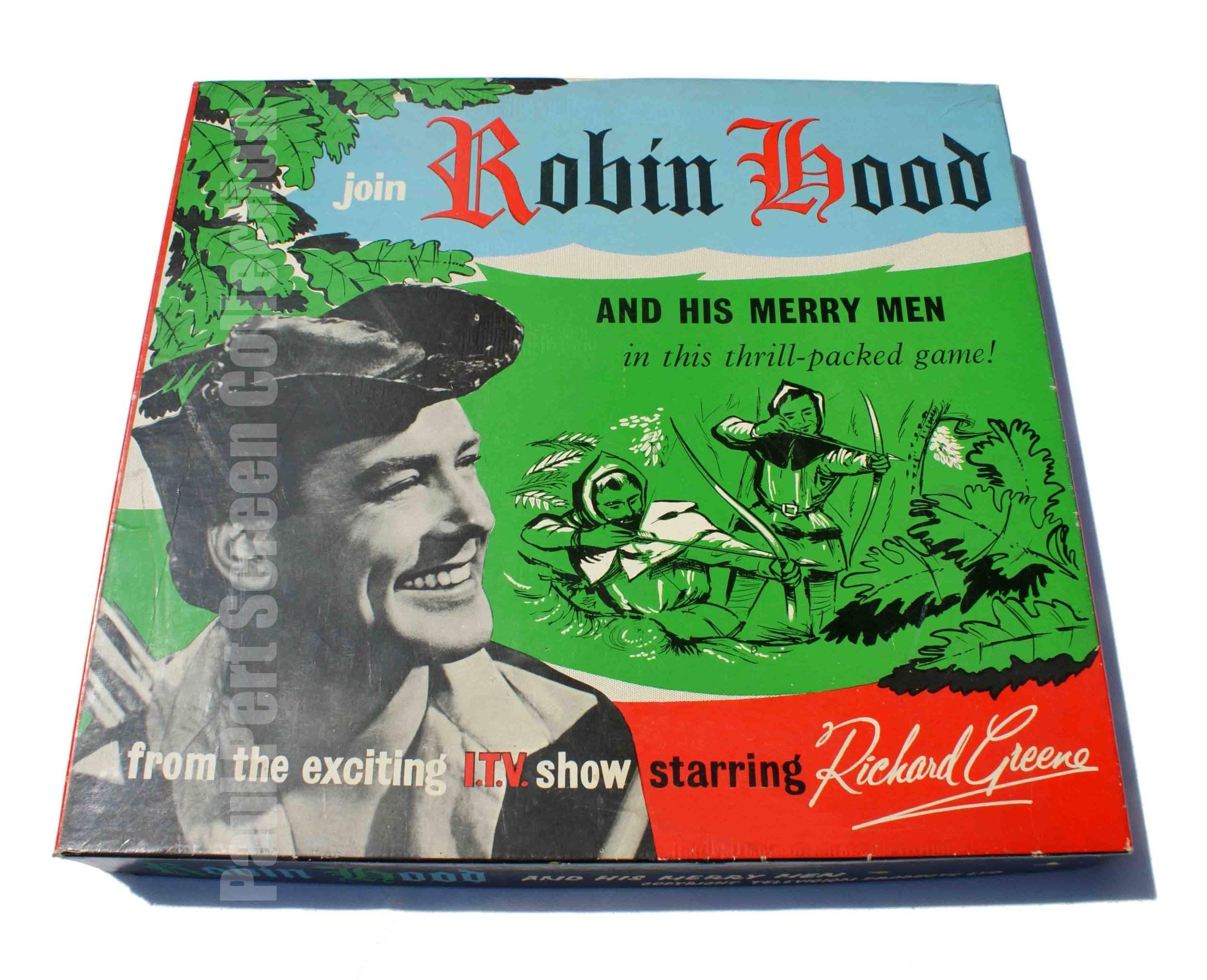 Robin Hood (Richard Greene)