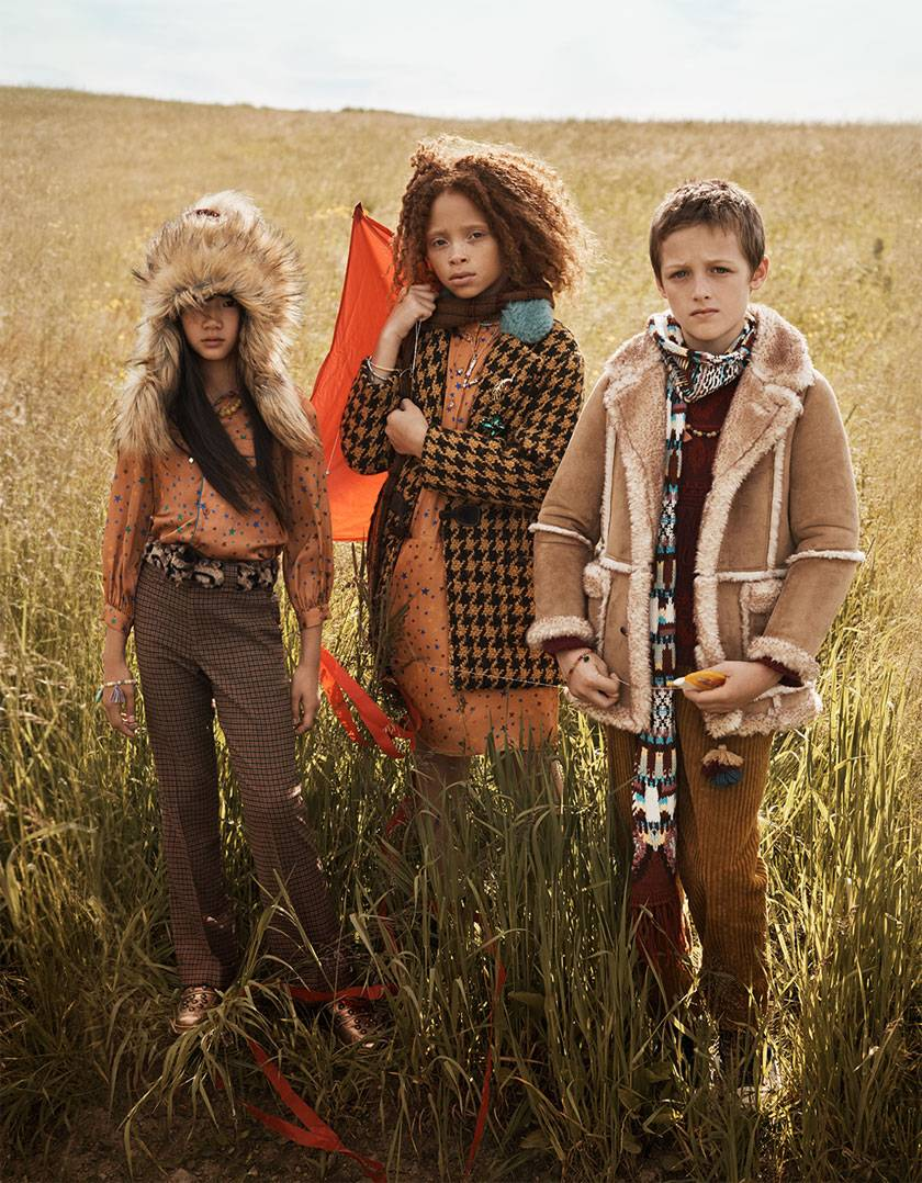FUTURE FACES NYC & FUTURE FACES MIAMI ZARA CAMPAIGN