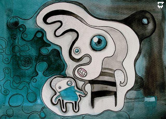 15. Blue dreams
