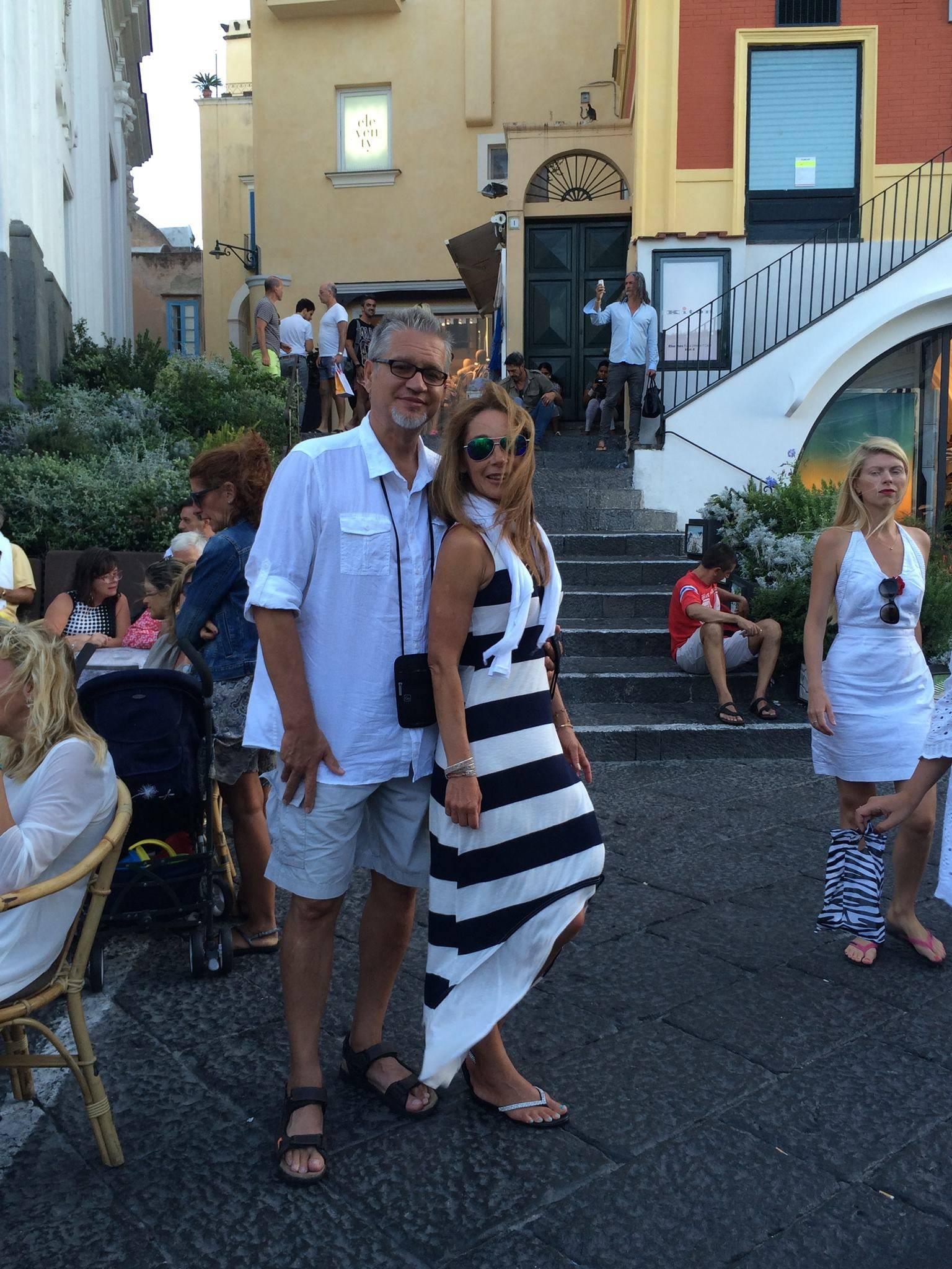 Capri, Italy, 2015.