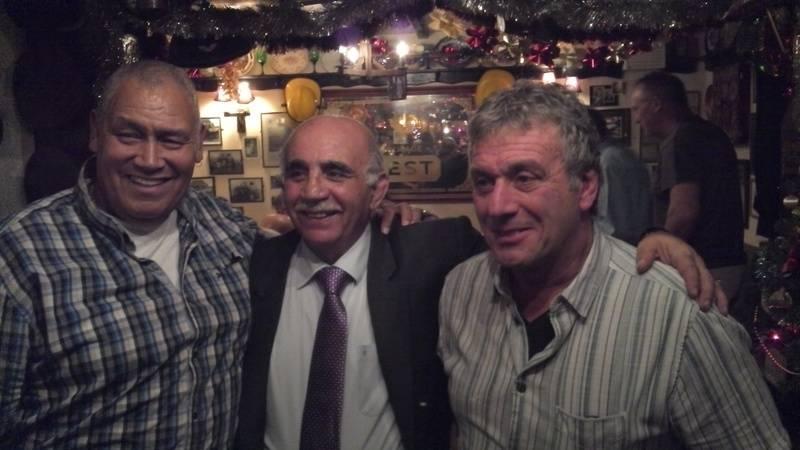 Johnny Kincaid, Tony Costas,Steve Grey