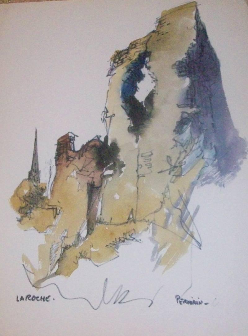 La ROCHE MAURICE Le Chateau