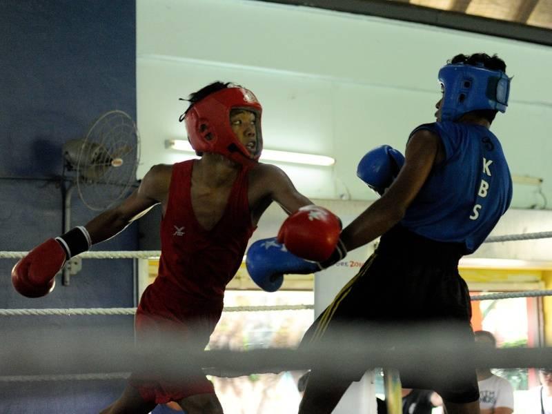 June 2014 - Singapore Amateur Boxing Association Invitational Boxing Tournament
