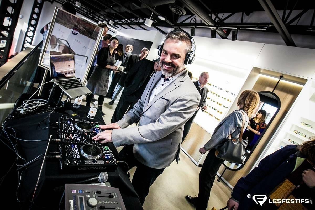 DJ François 2018