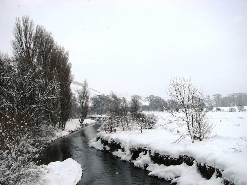 Jan 10, snow 10