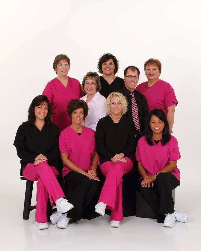 Dr. Krause, Michele & the DWC Staff