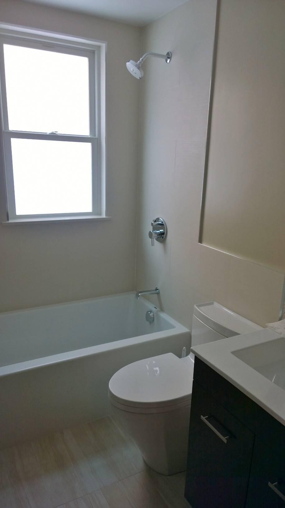 Long Shot of the Bathroom
