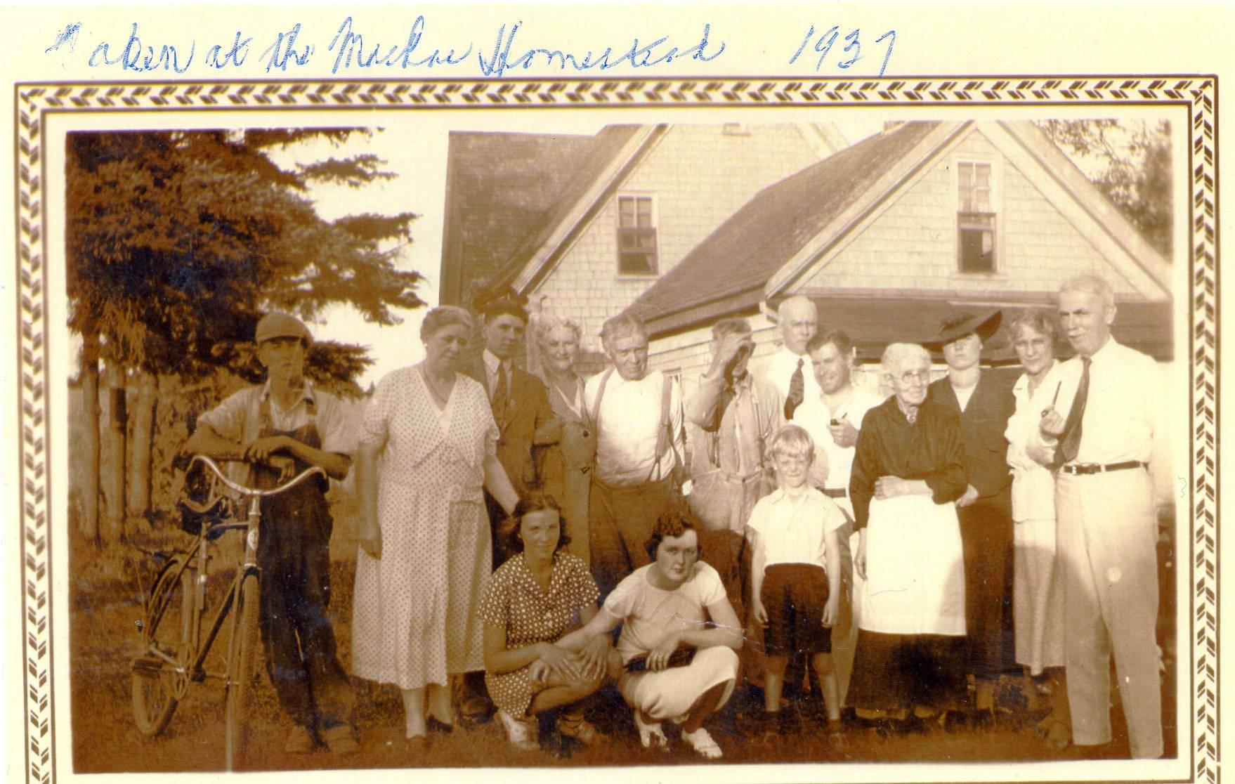 The MacRaes 1937