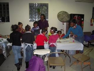 Christmas Fellowship Dinner