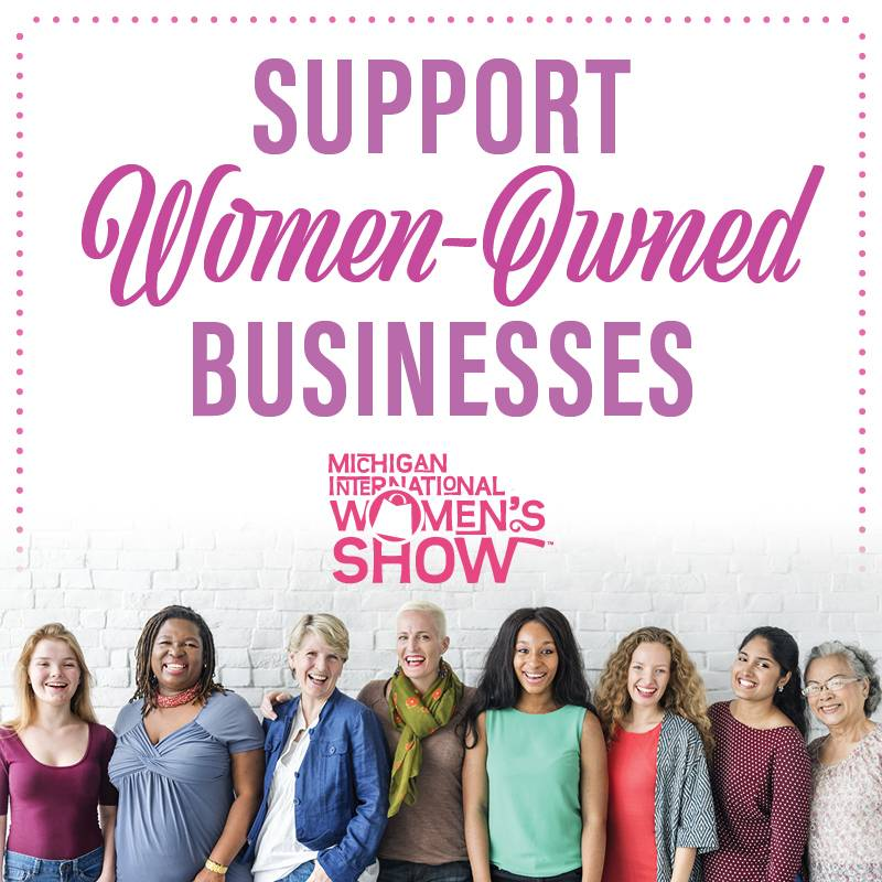 Support women owned business