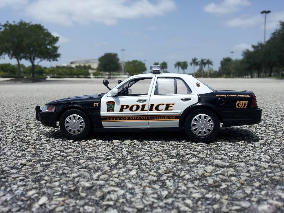 MIAMI GARDENS POLICE DEPARTMENT, FL