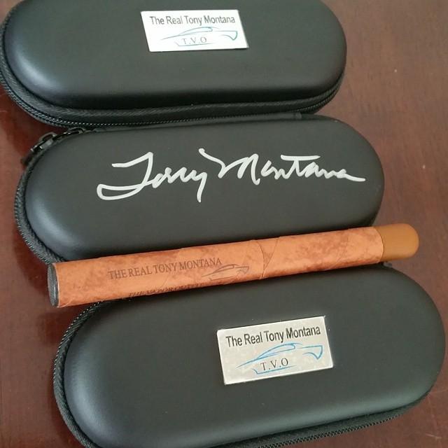 The Real Tony Montana vape