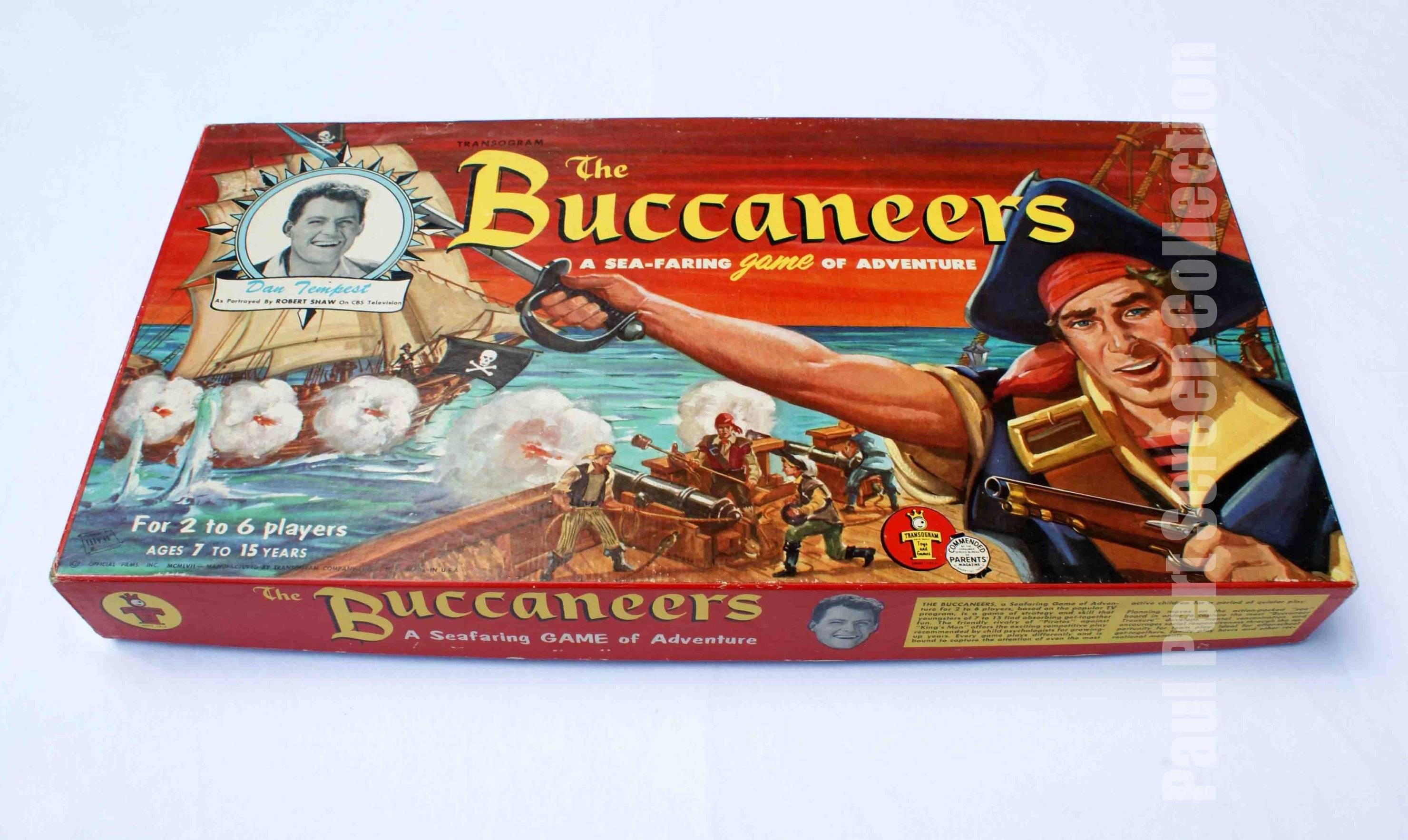 The Buccaneers (Robert Shaw)