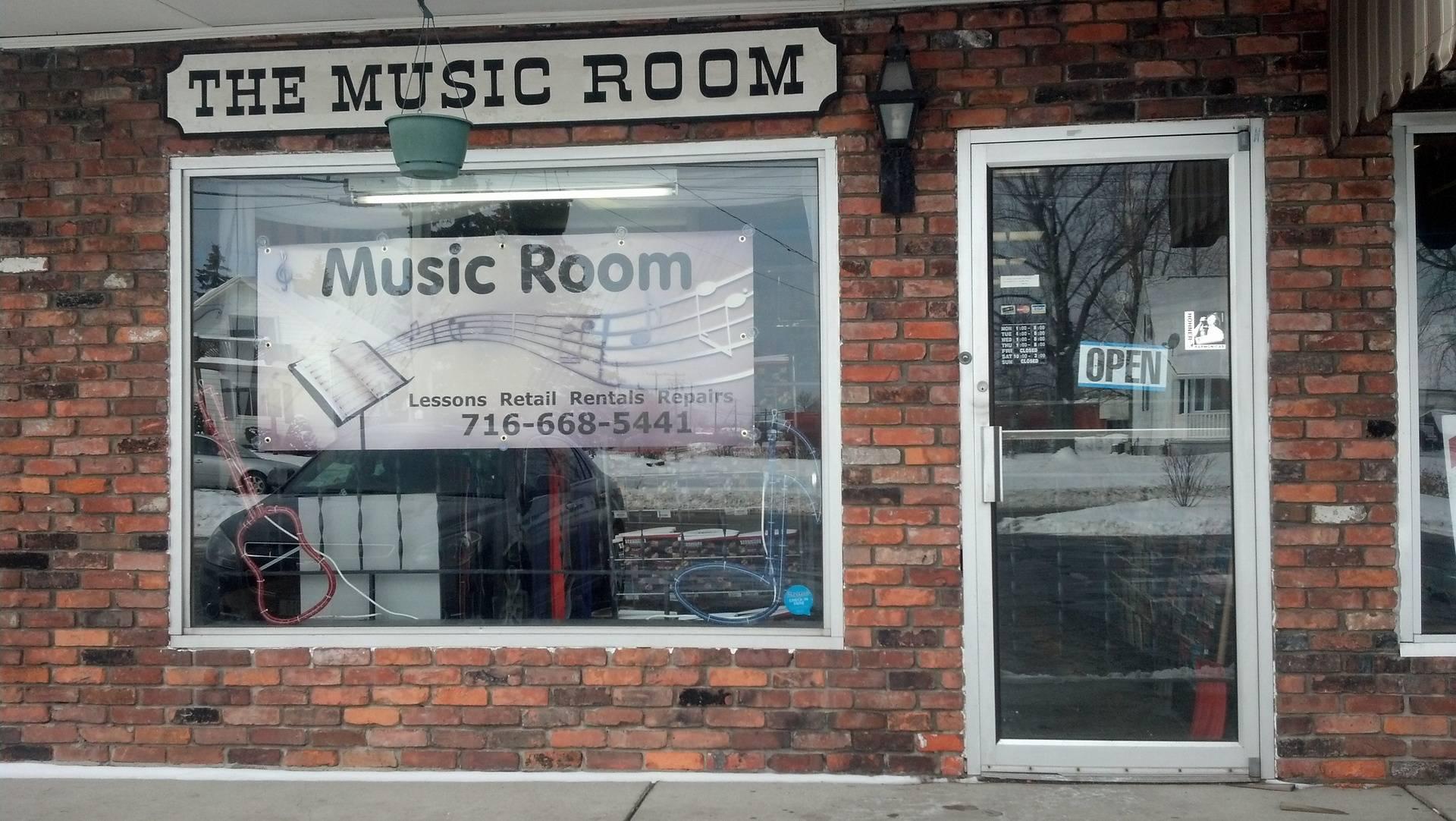 Music Room, 444 Borden Road, Cheektowaga, NY, 14224, United States