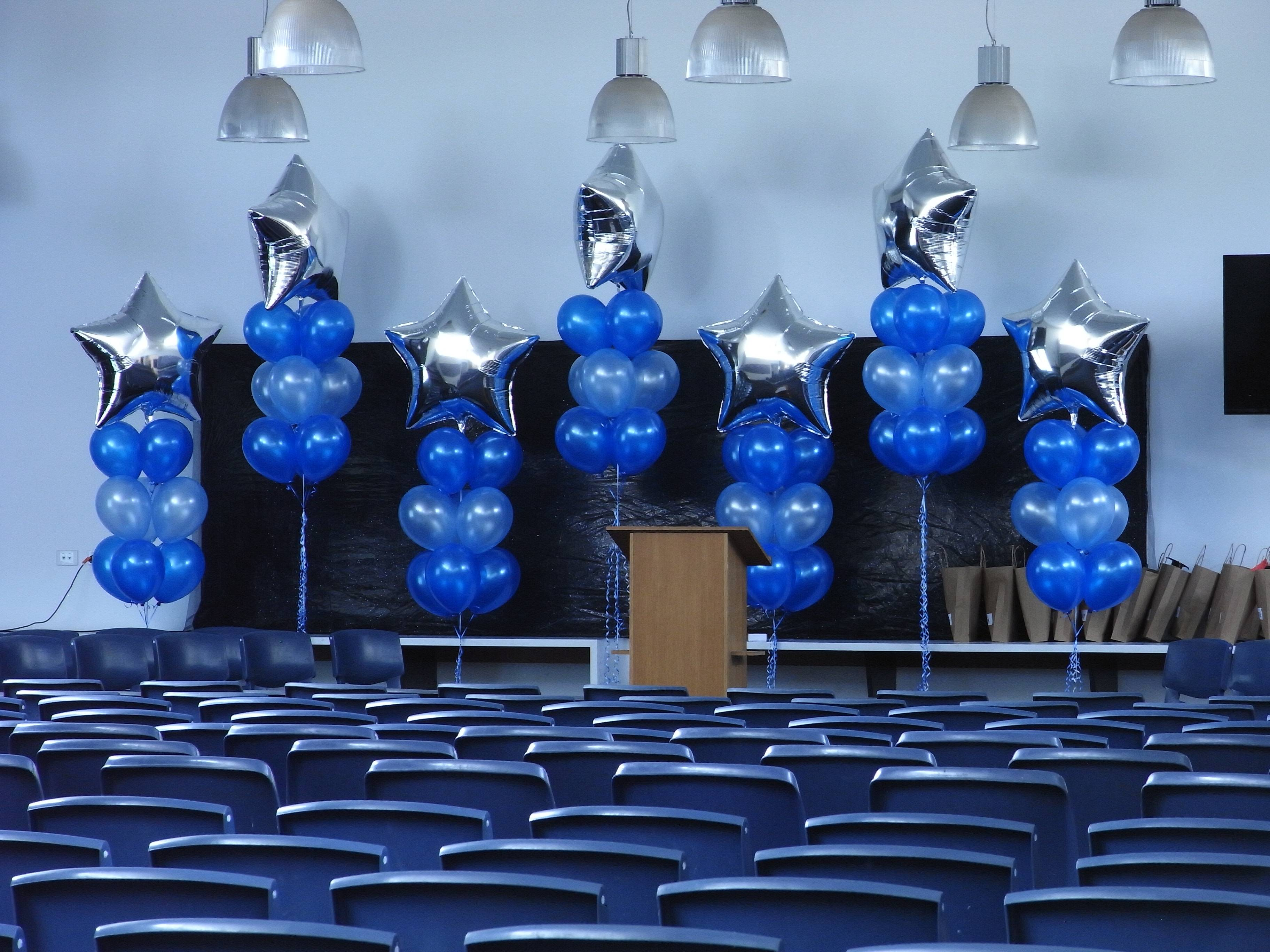 Floorstanding Balloon Bouquets