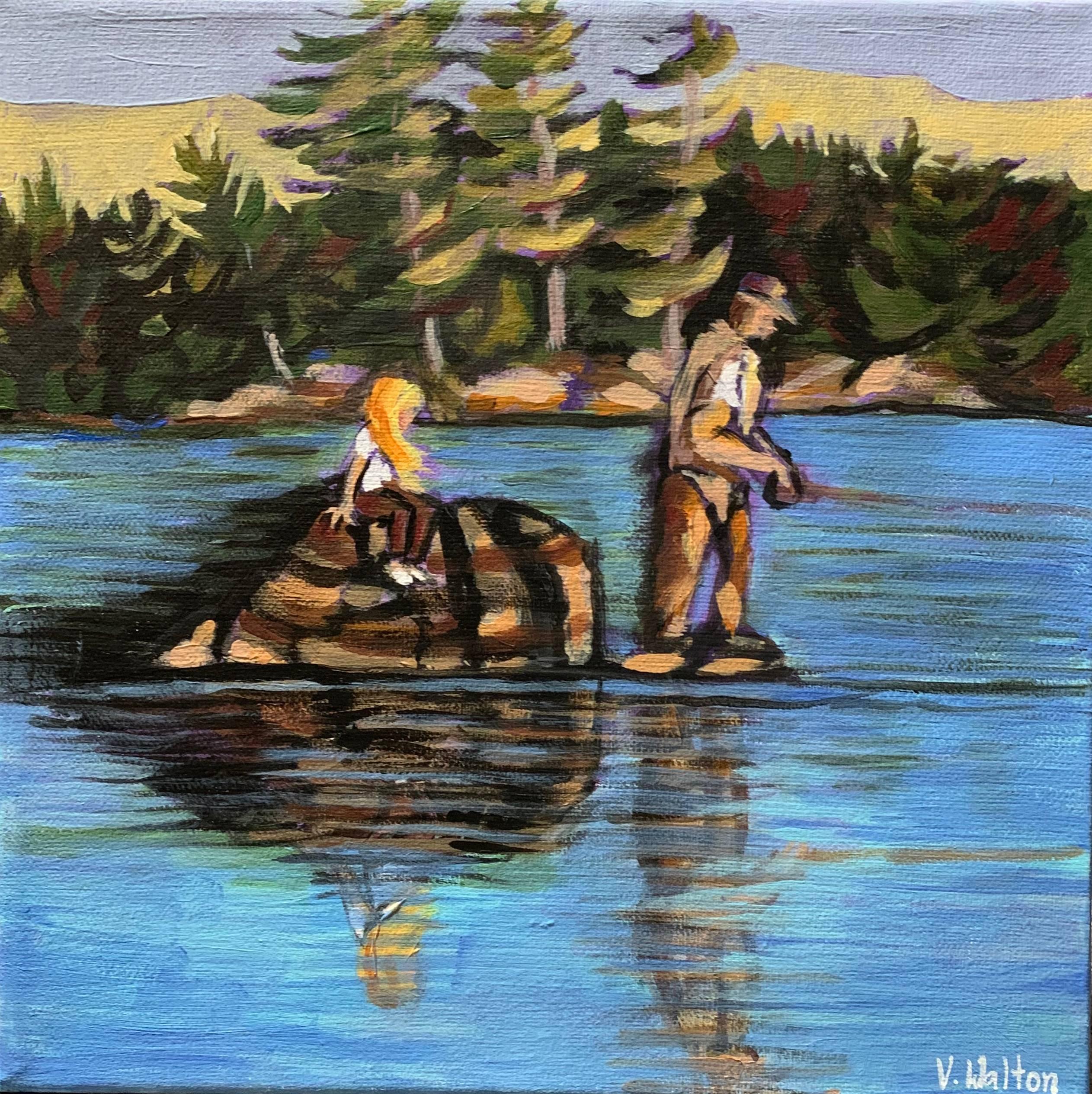 Fishing Sale Louisa