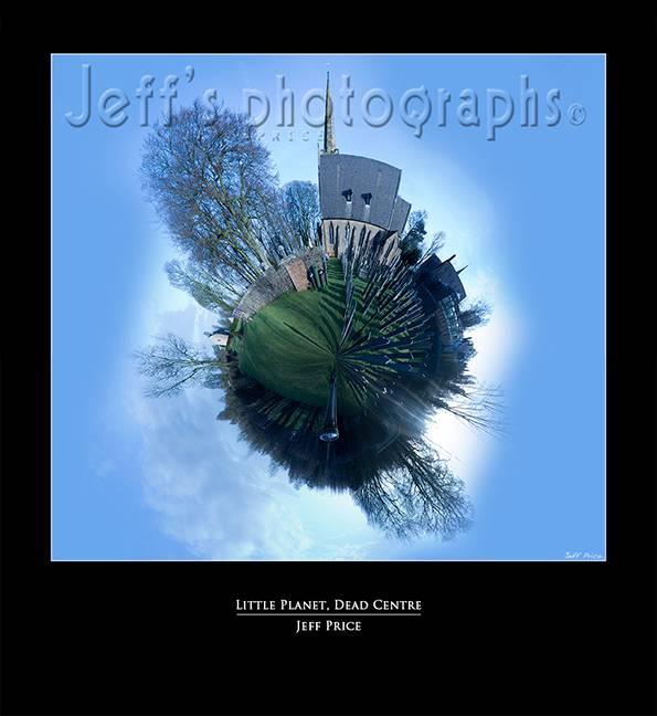 Little Planet, Dead Centre