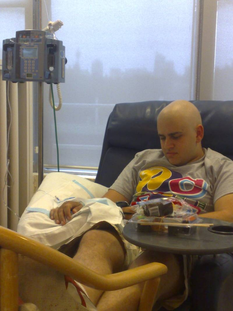 Chemotherapy at RPA