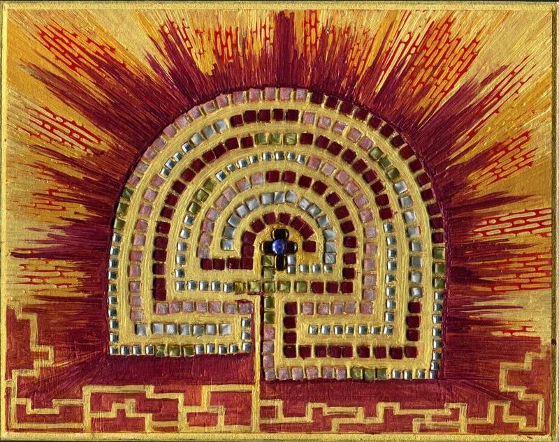 Labyrinth - Aztec
