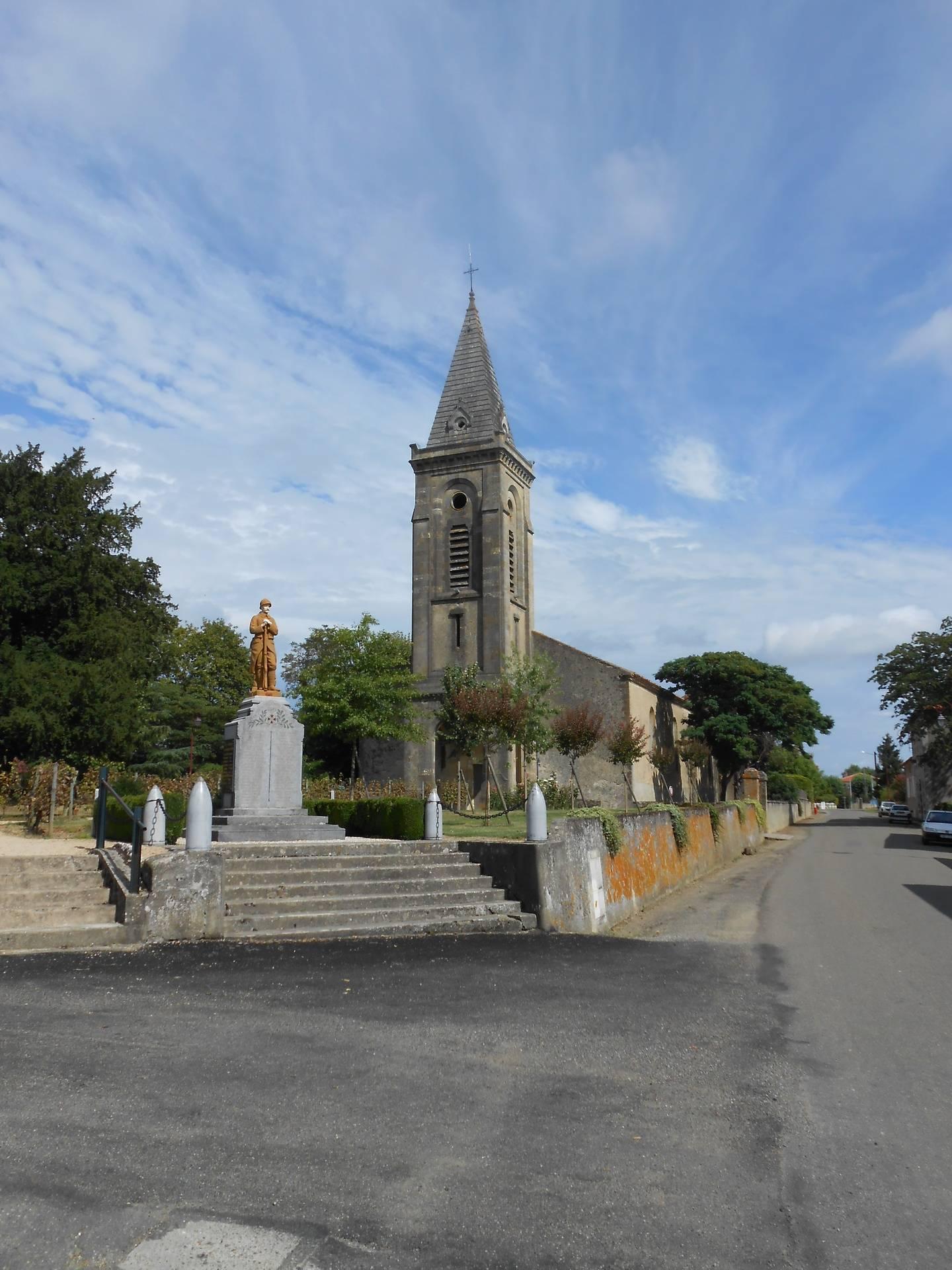 Eglise de St Pierre